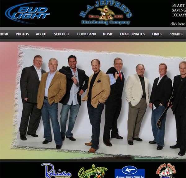 Band of Oz Website
