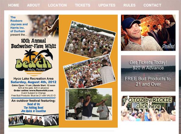 Flem Whitt Festival