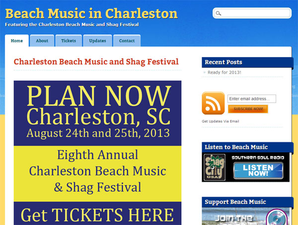 Charleston Beach Music